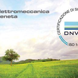 certificazione ambientale 14001