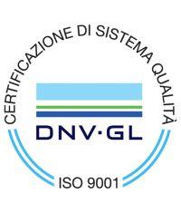 certificazione di qualita DNV GL ISO 9001